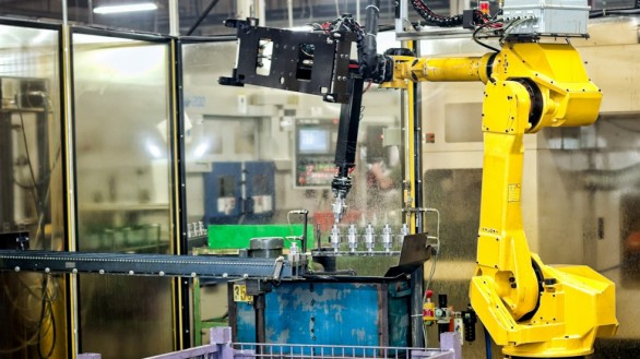 Video Production - Robotics & Automation - Kay Manufacturing - drive train manufacturer