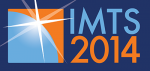 IMTS trade show Chicago logo