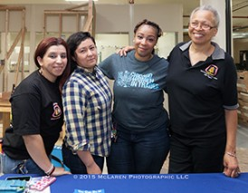 Tradeswomen - Carpenters - Chicago Women in Trades - CWIT