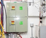 Electrician - Apprentice - CWIT - IBEW Local Union 134 Chicago - Training - Panel Breakers for Manufacturing