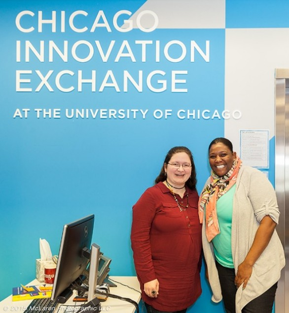 Chicago Innovation Exchange - CIE - Business Incubator - Fab Lab - University of Chicago - prototyping - entrepreneurs - McLaren Photographic