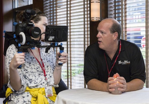 Spring World - CASMI - trade show - 2016 - McLaren Photographic LLC - spring making industry - wire forming industry - video production services - video producer - time lapse - event photography - industrial photography
